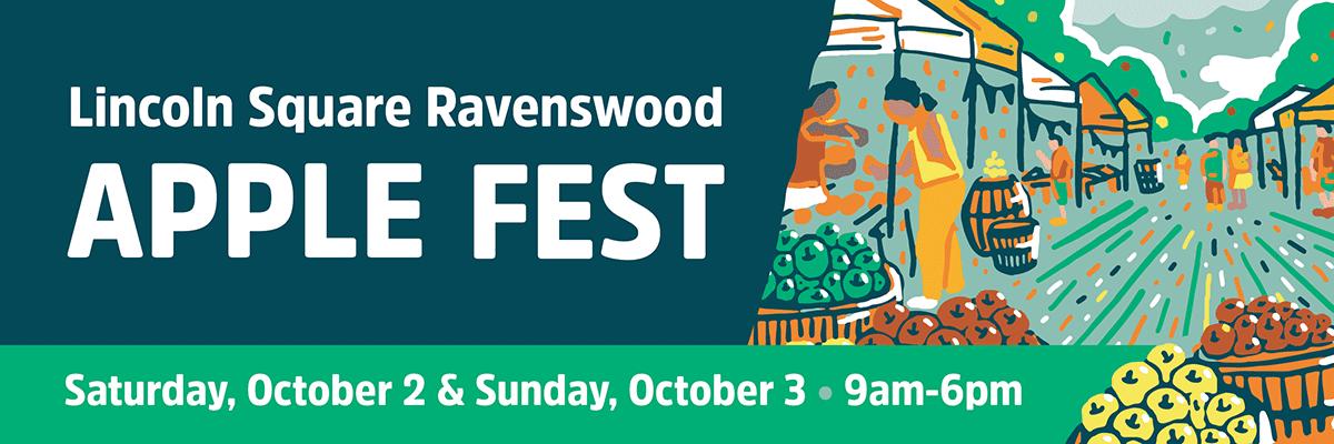 Lincoln Square Ravenswood Apple Fest
