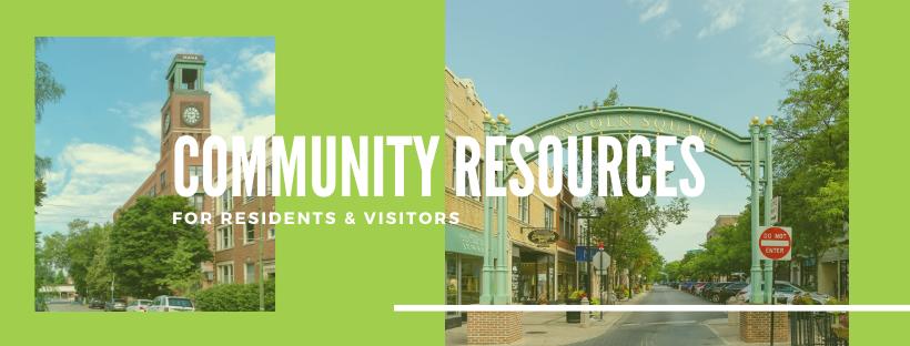 COVID-19 Community Resources