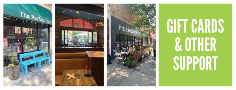Lincoln Square Ravenswood Gift Cards and Other Ways to Support