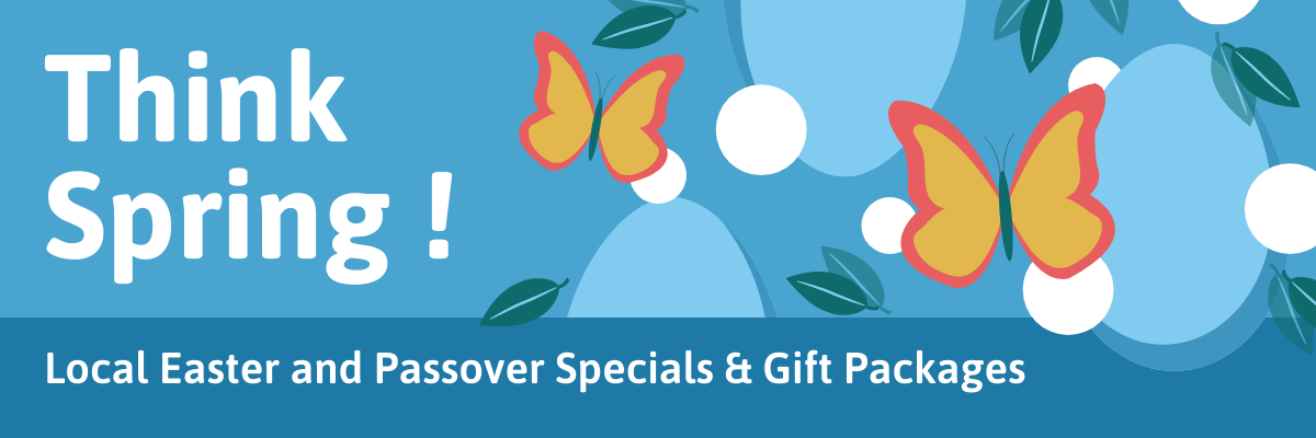 Easter Passover Specials