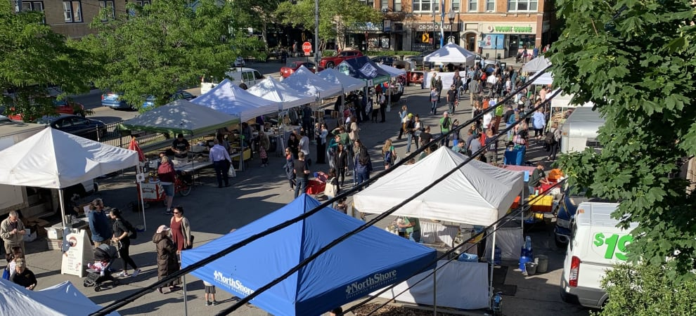 Lincoln Square Farmers Market