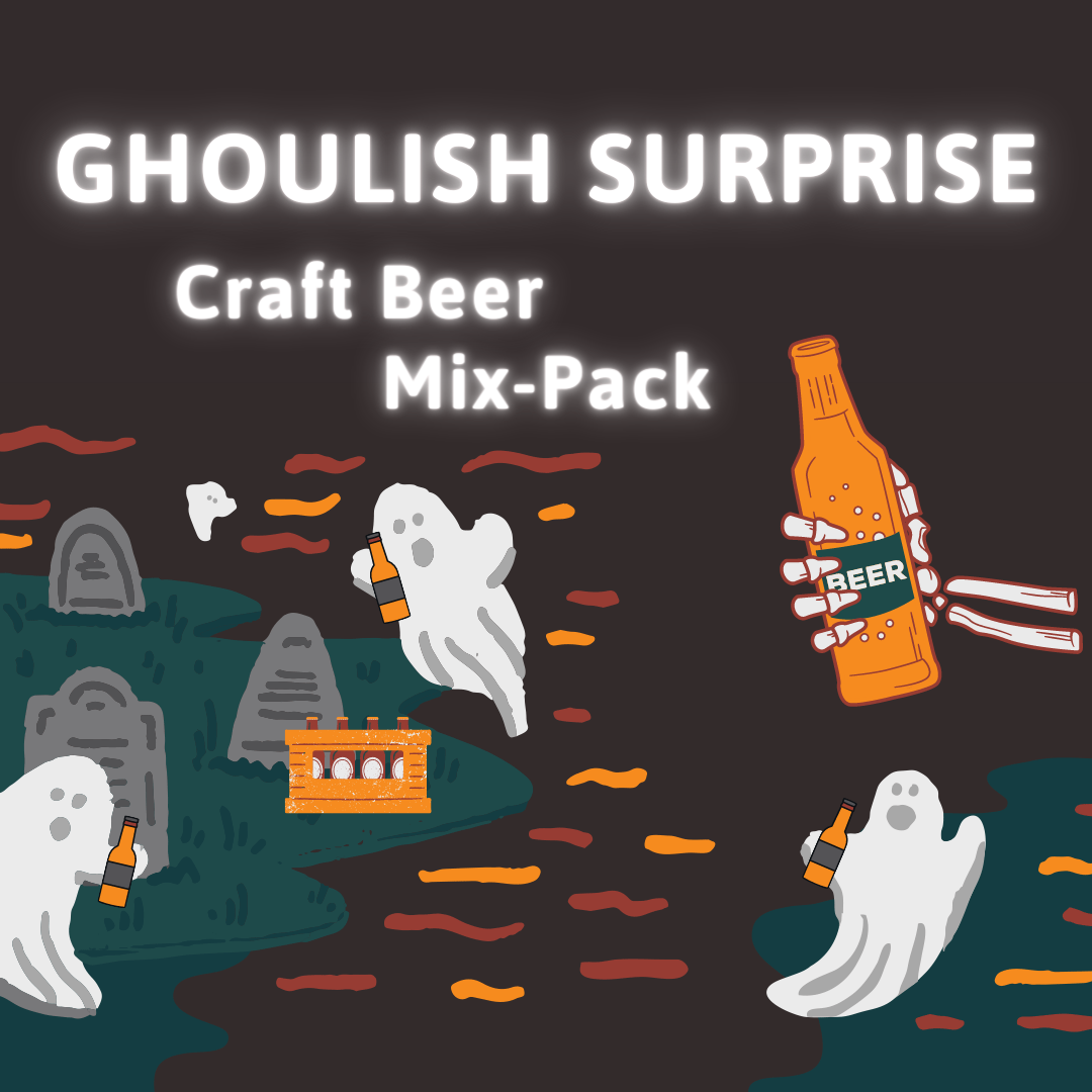 Lincoln Square Ravenswood - Halloween Ghoulish Craft Beer Mix Pack