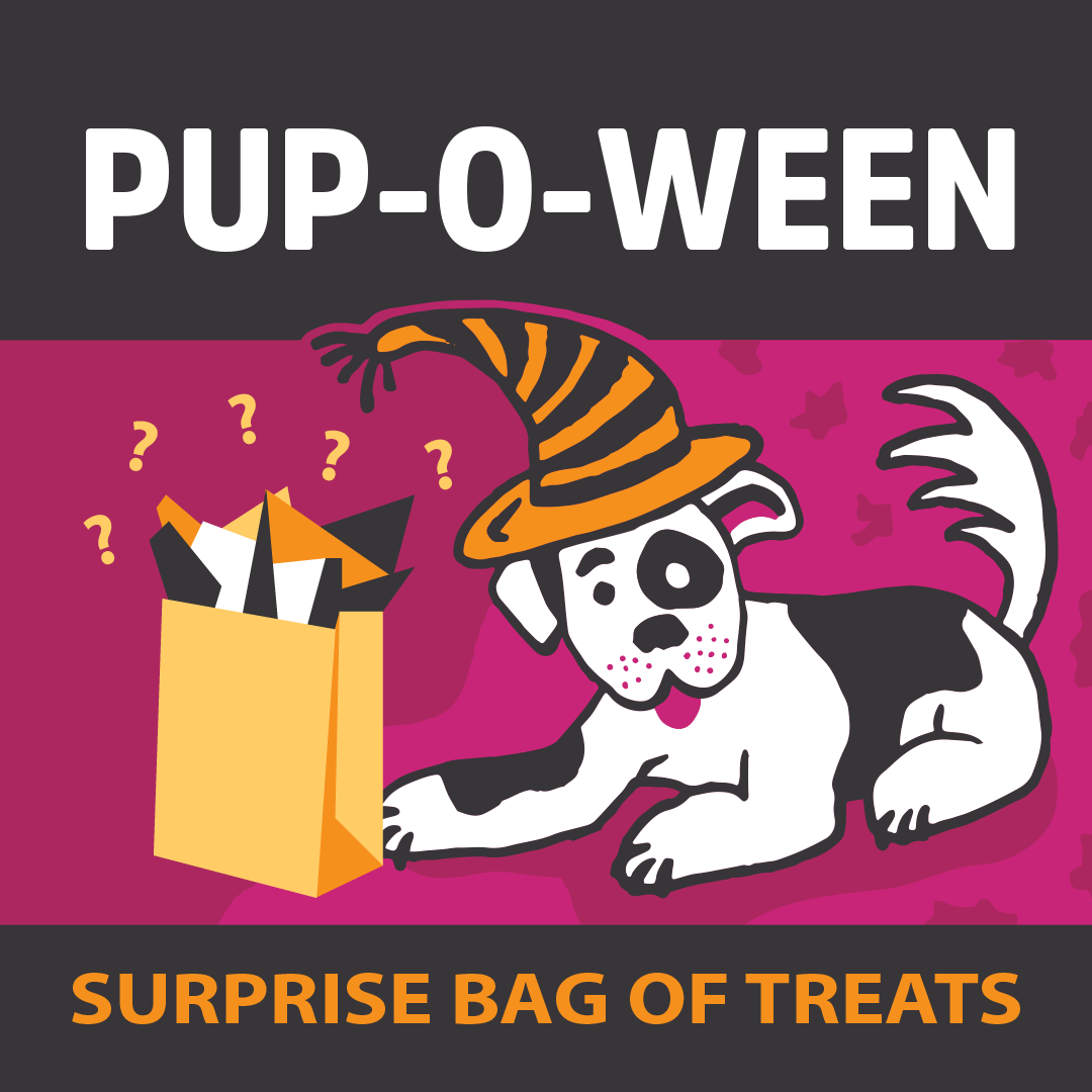 Lincoln Square Ravenswood - Pup-O-Ween Bag of Treats