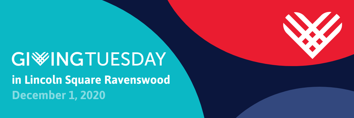 Giving Tuesday Lincoln Square Ravenswood