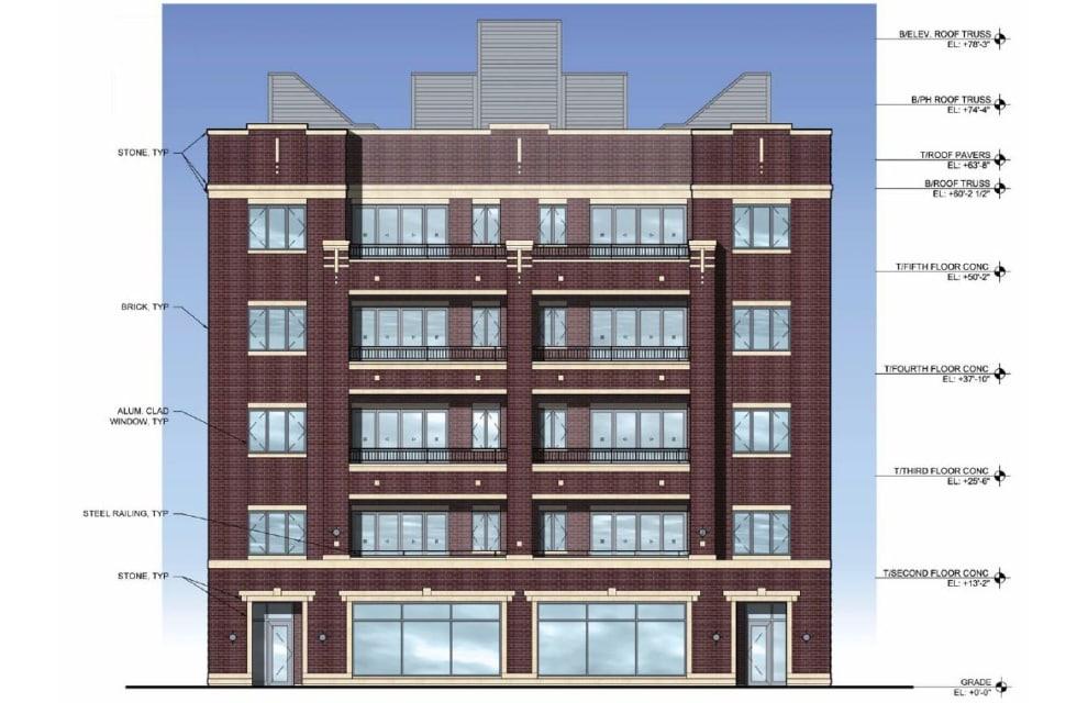 2242 W Lawrence Avenue - Rendering