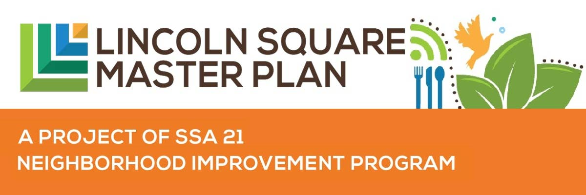 Lincoln Square SSA 21 Master Plan