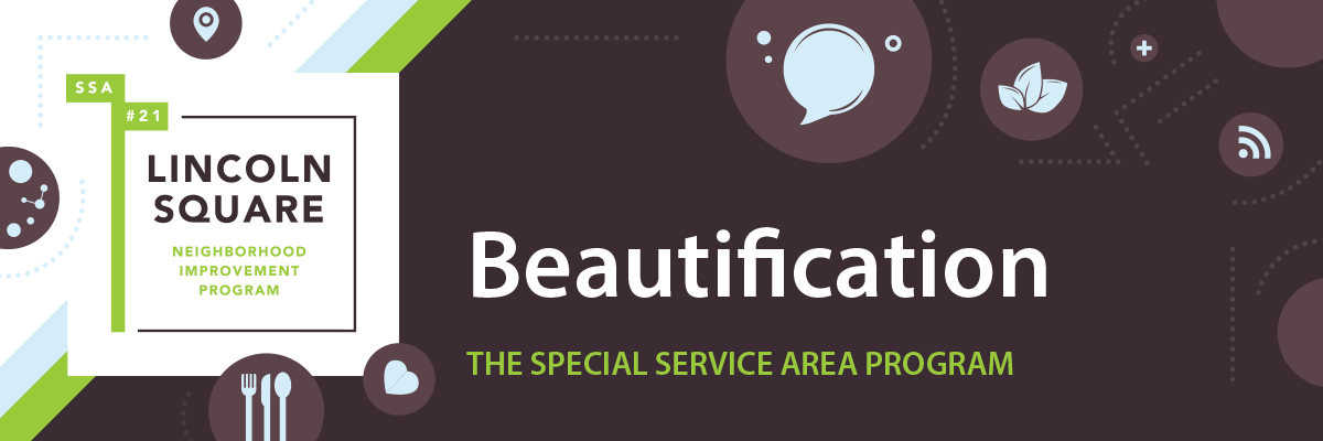 SSA 21 - Public Beautification