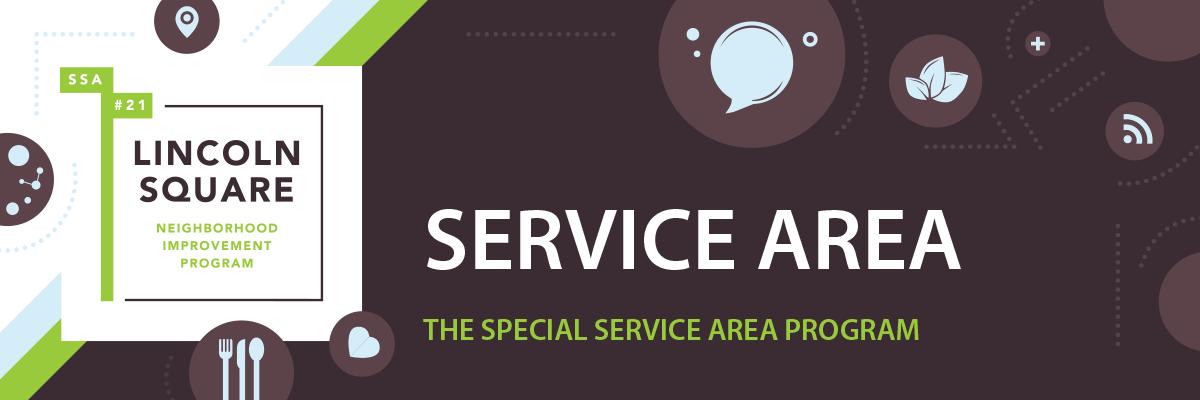 SSA 21 Lincoln Square Program Service Area
