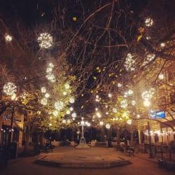 Lincoln Avenue Sparkler Orbs