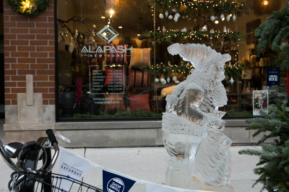 Ravenswood Ice Sculptures