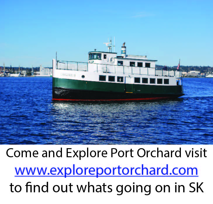 Explore Port Orchard