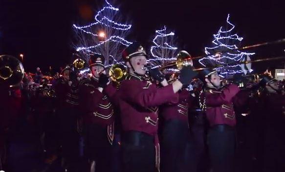 South Kitsap High School Parade Band
