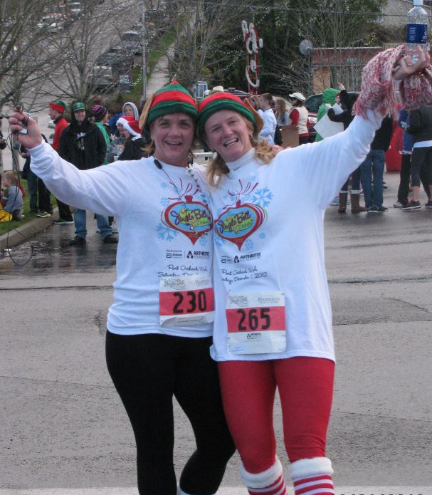 Jingle Bell Walk/Run