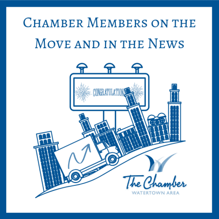 Chamber Members on the Move and in the News