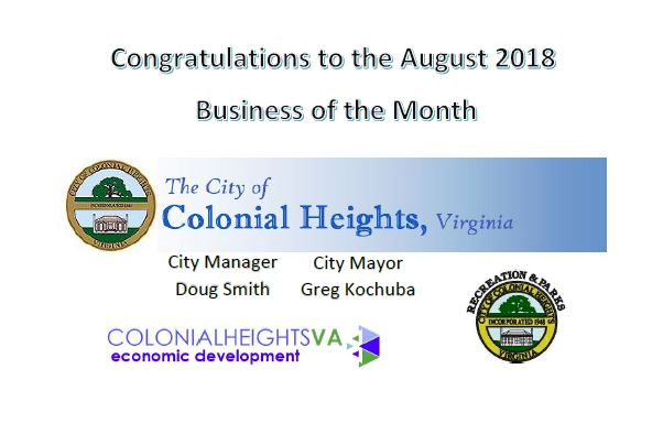 City of Colonial Heights Virginia