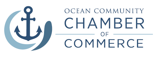 Ocean Community Chamber of Commerce Logo