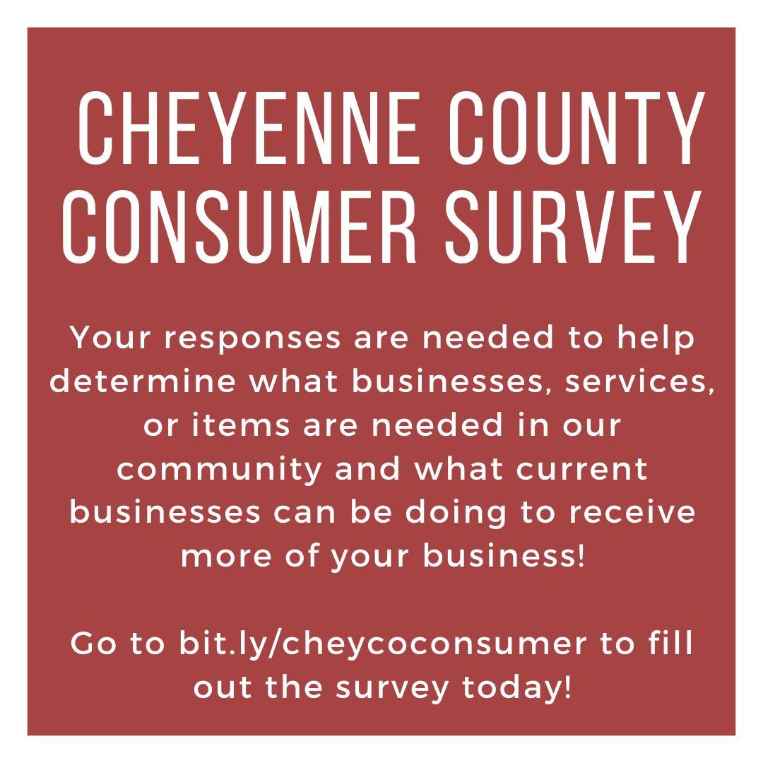 Cheyenne County Consumer Survey