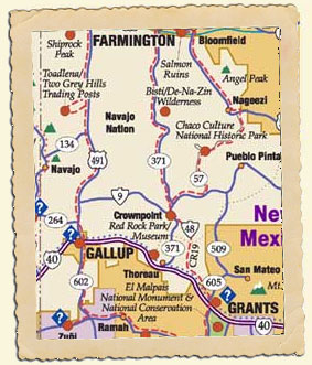 Trail of the Ancients - Gallup-McKinley County Chamber of Commerce, on