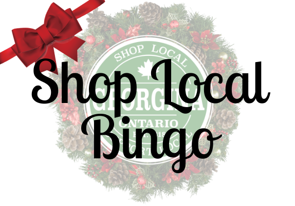 Georgina Shop Local Bingo