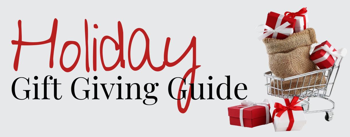 Georgina Holiday Gift Giving Guide