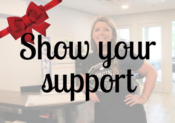 Show Your Support Georgina