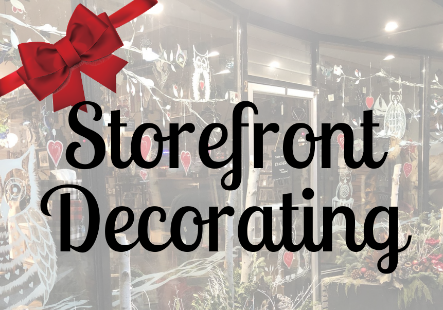 Georgina Store Front Decorating Contest