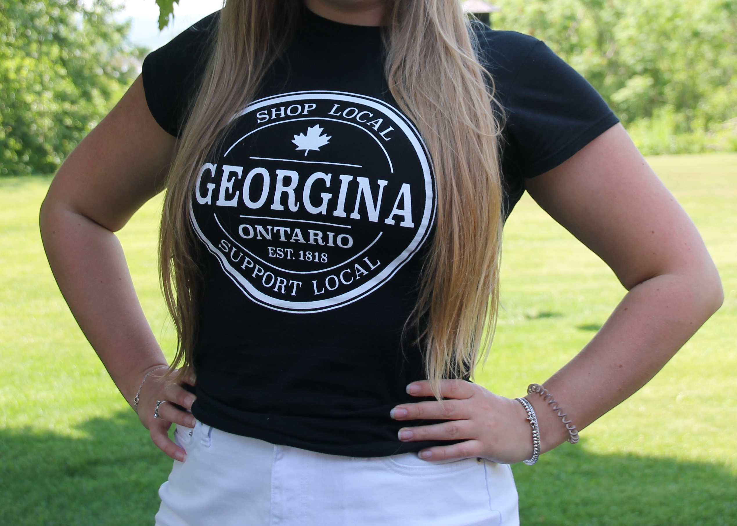 SHOP GEORGINA SWAG!