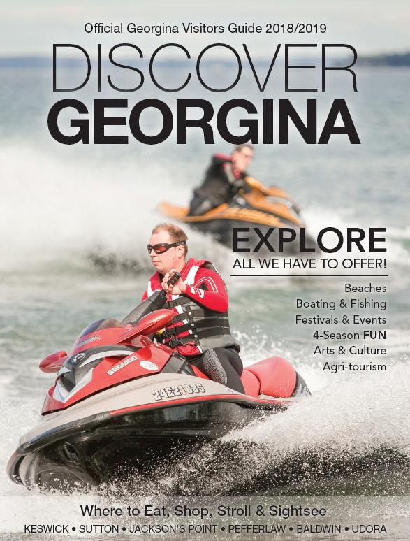 Discover Georgina Guide
