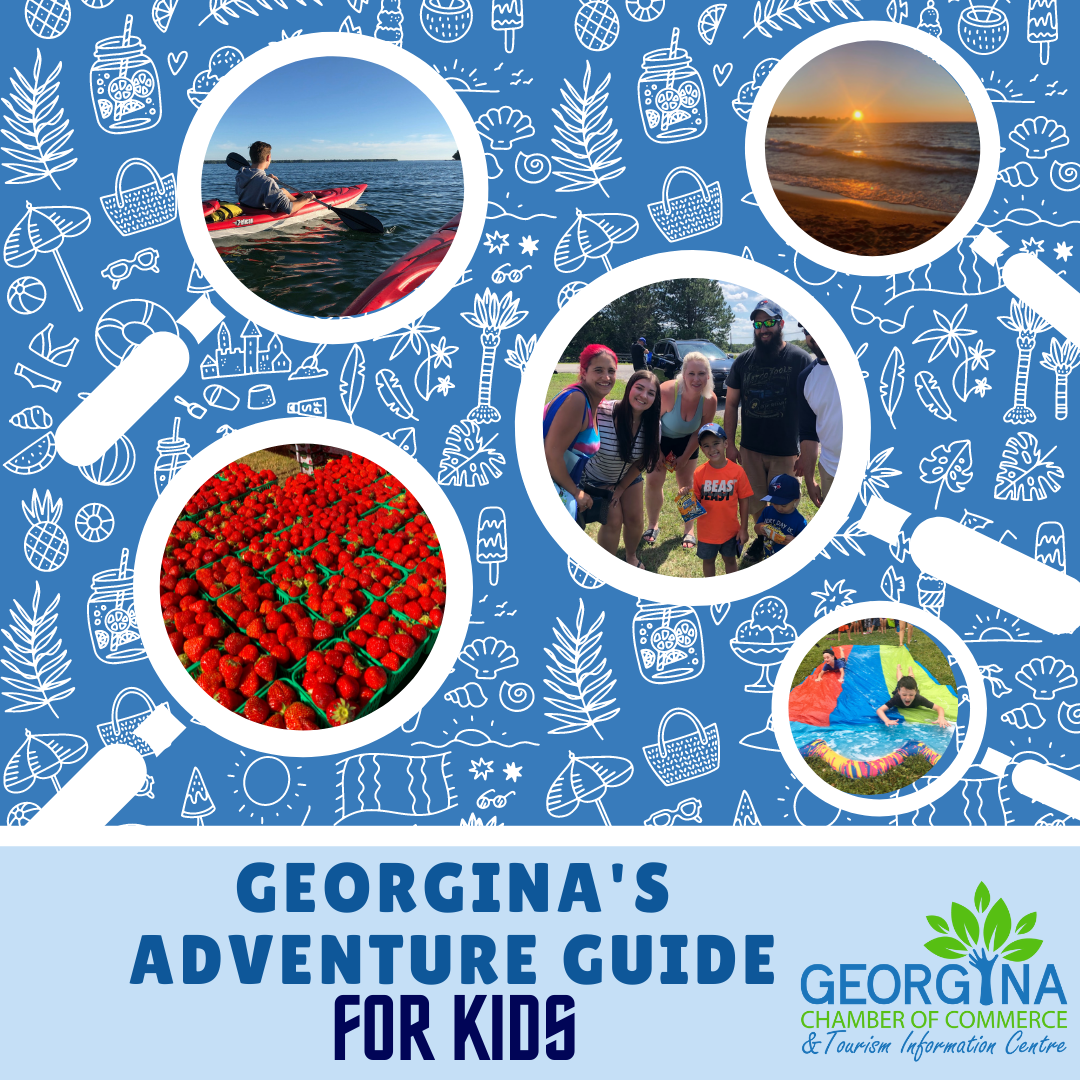 Georgina Adventure Guide For Kids
