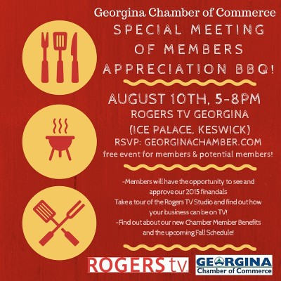 RSVP for our Special Meeting of Members Appreciation BBQ