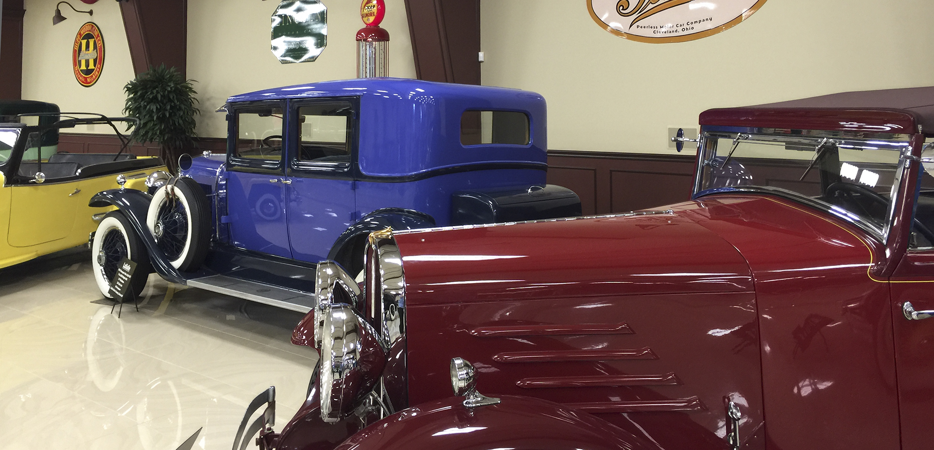 Rangely Automotive Museum - Rangely Area Chamber of Commerce , CO