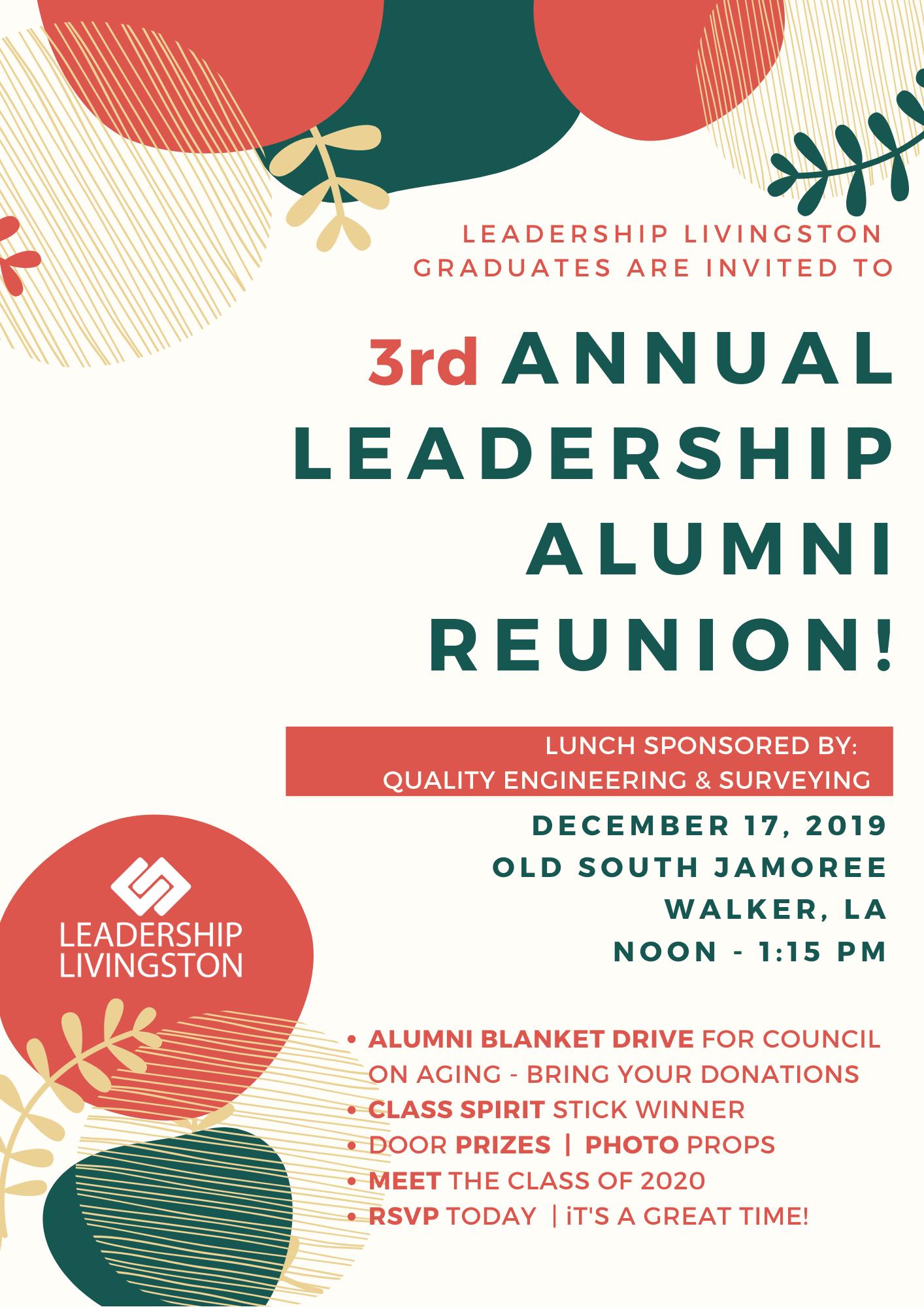 Leadership Alumni Reunion