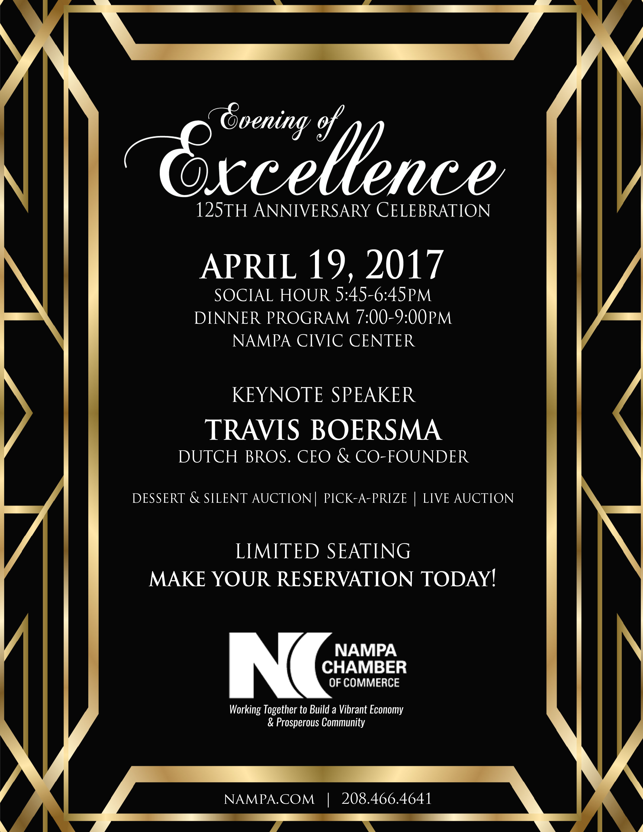 2017 Evening of Excellence