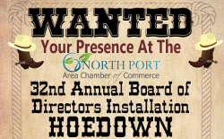 Board of Directors Annual Installation Hoedown
