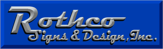 Rothco Signs Logo