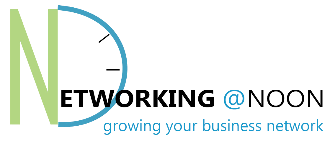 Networking @ Noon is Back - July 16
