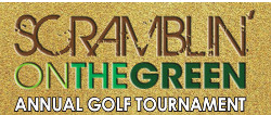 Scramblin on the Green Annual Golf Tournament