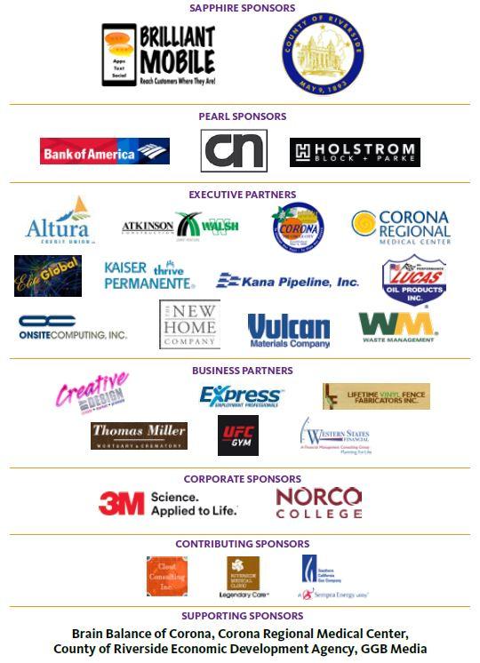 2018 WLC Sponsors