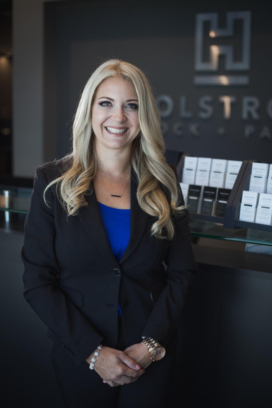 Kristen Holstrom
