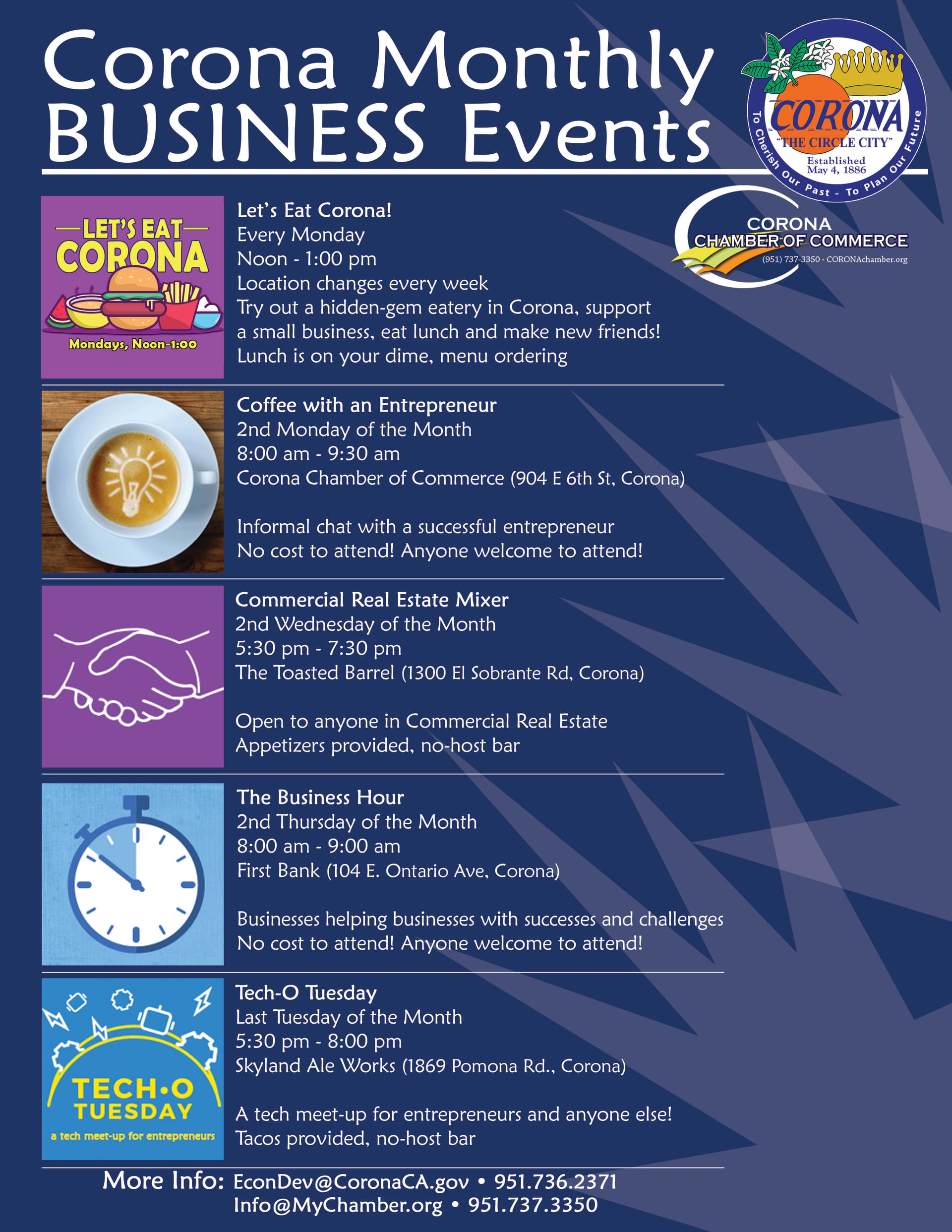 Corona-Monthly-Business-Events