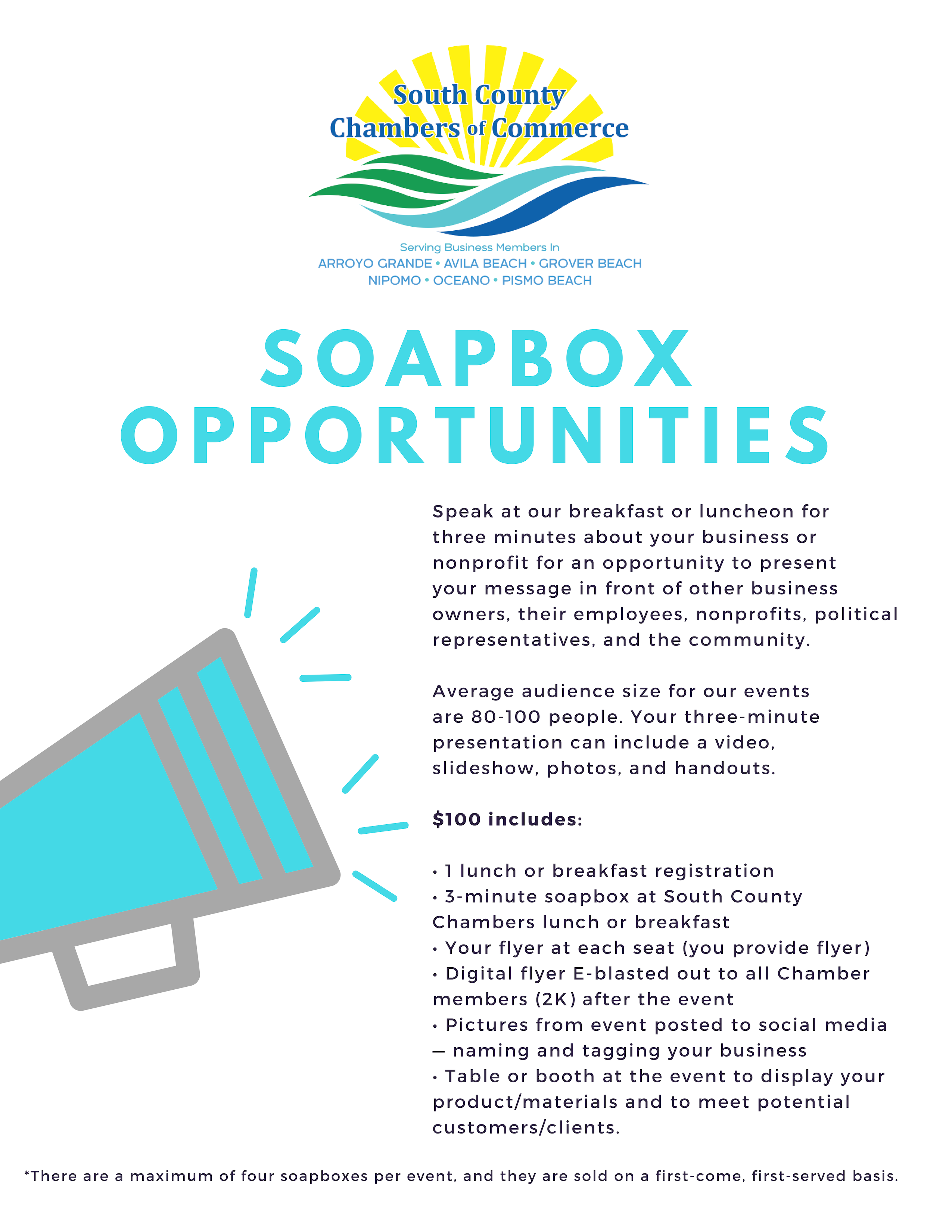 January 2019 Newsletter - South County Chambers of Commerce, CA