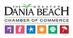 The Greater Dania Beach Chamber of Commerce Logo