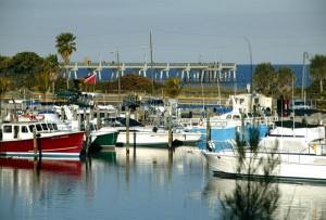 Marina and Pier
