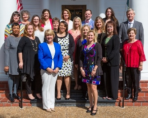 2017-Metro-Teacher-Rec-Honorees.-First-Lady-Deborah-Bryant-and-Committee-300.jpg