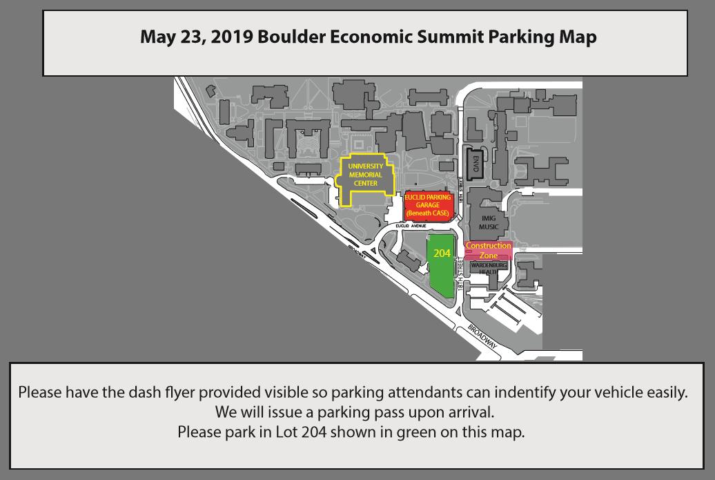 2019 Boulder Economic Summit - May 23, 2019 - BOULDER CHAMBER