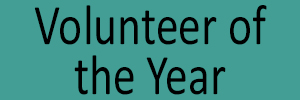 Volunteer of the Year