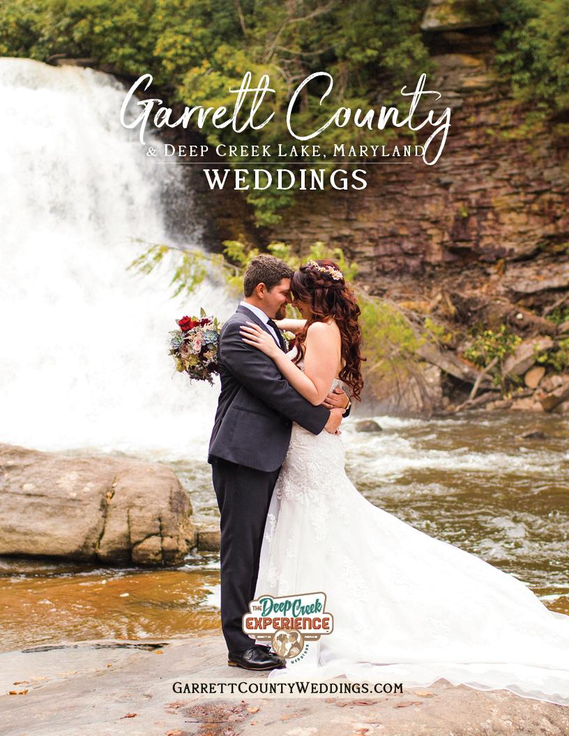 Garrett County & Deep Creek Lake, Maryland Wedding Guide