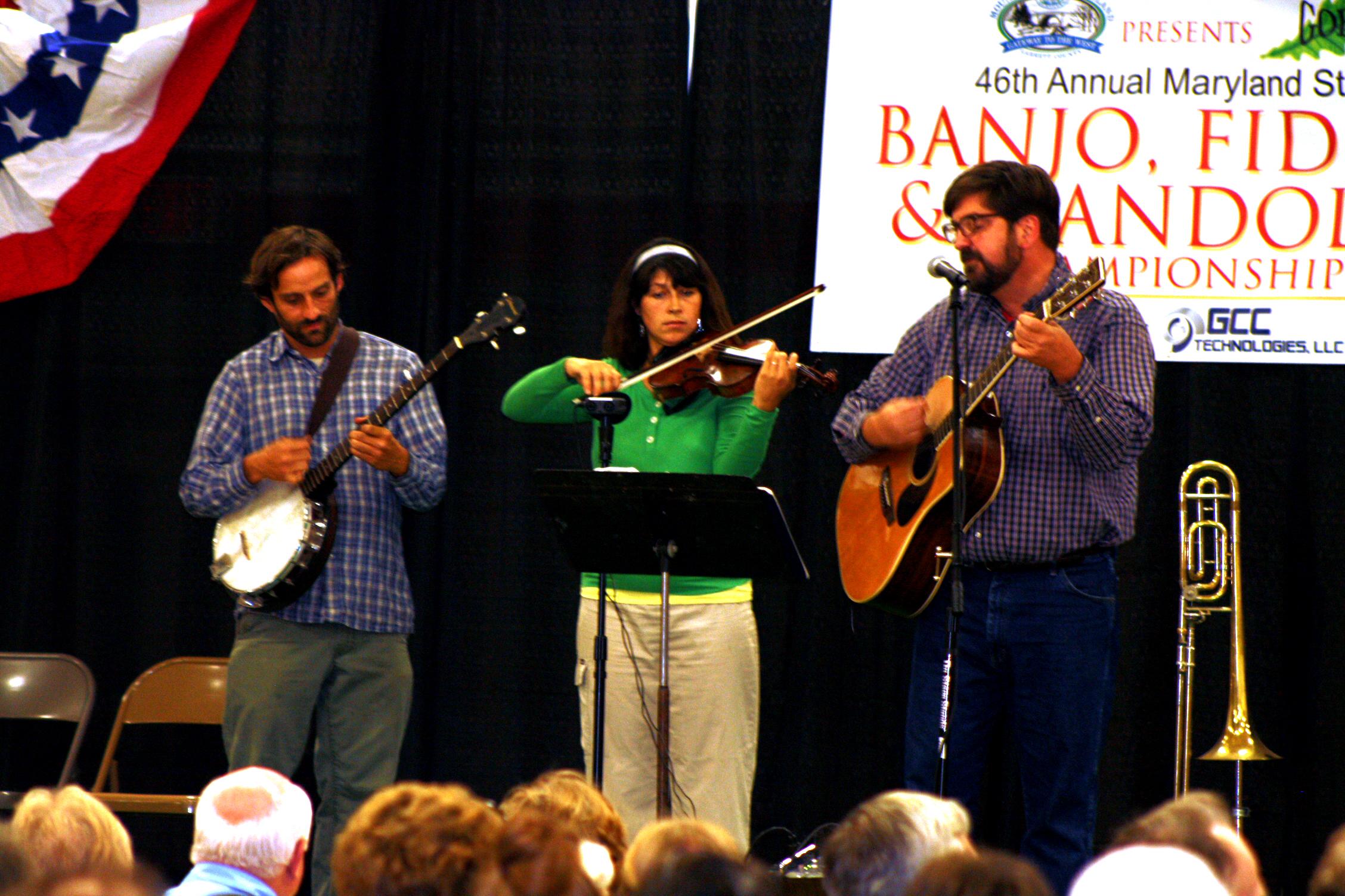 Maryland State Banjo & Mandolin Championship