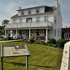 Casselman Inn on the Historic National Road