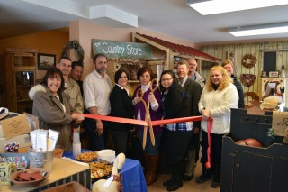 The Country Store Ribbon Cutting